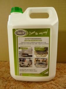 CleanAll avfettningsmedel